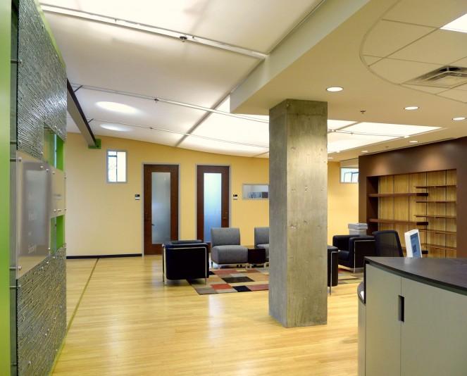 Research Center - Architecture Design