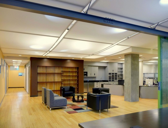 Commercial Design - Research Center