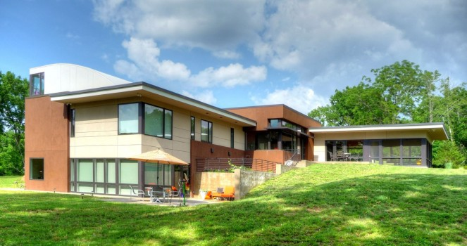 Residential design in Tennessee