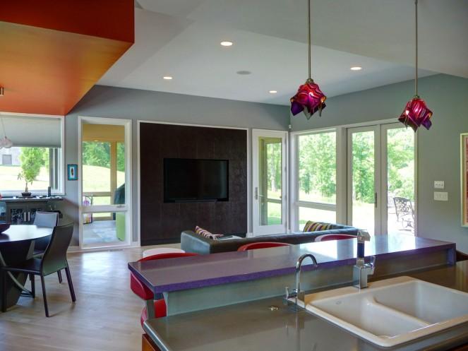 modern house architects - JT Architecture