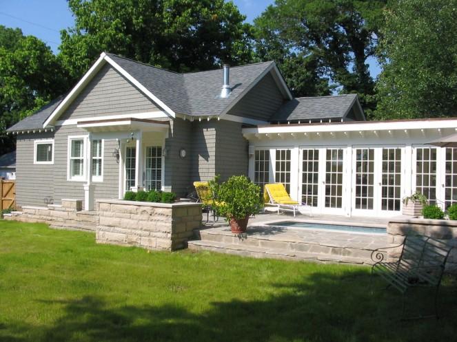 Cottage Design for Owner's Elderly Father