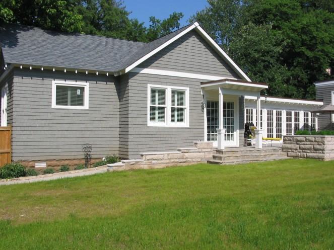 Cottage Design - JT Architecture