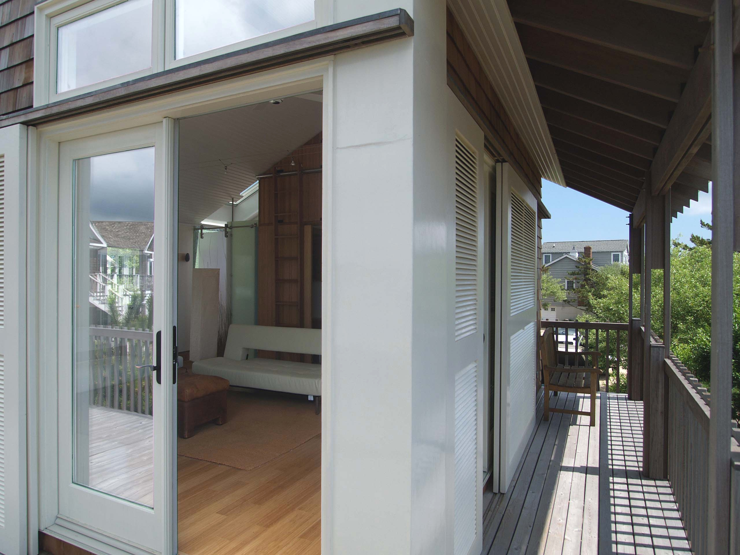 Modern Architecture Nashville Tn guest house | john teselle architecture | john teselle architecture