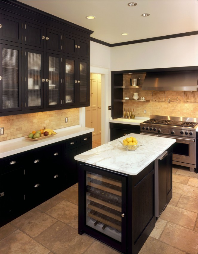 Elegant Kitchen Design - Architect in Nashville