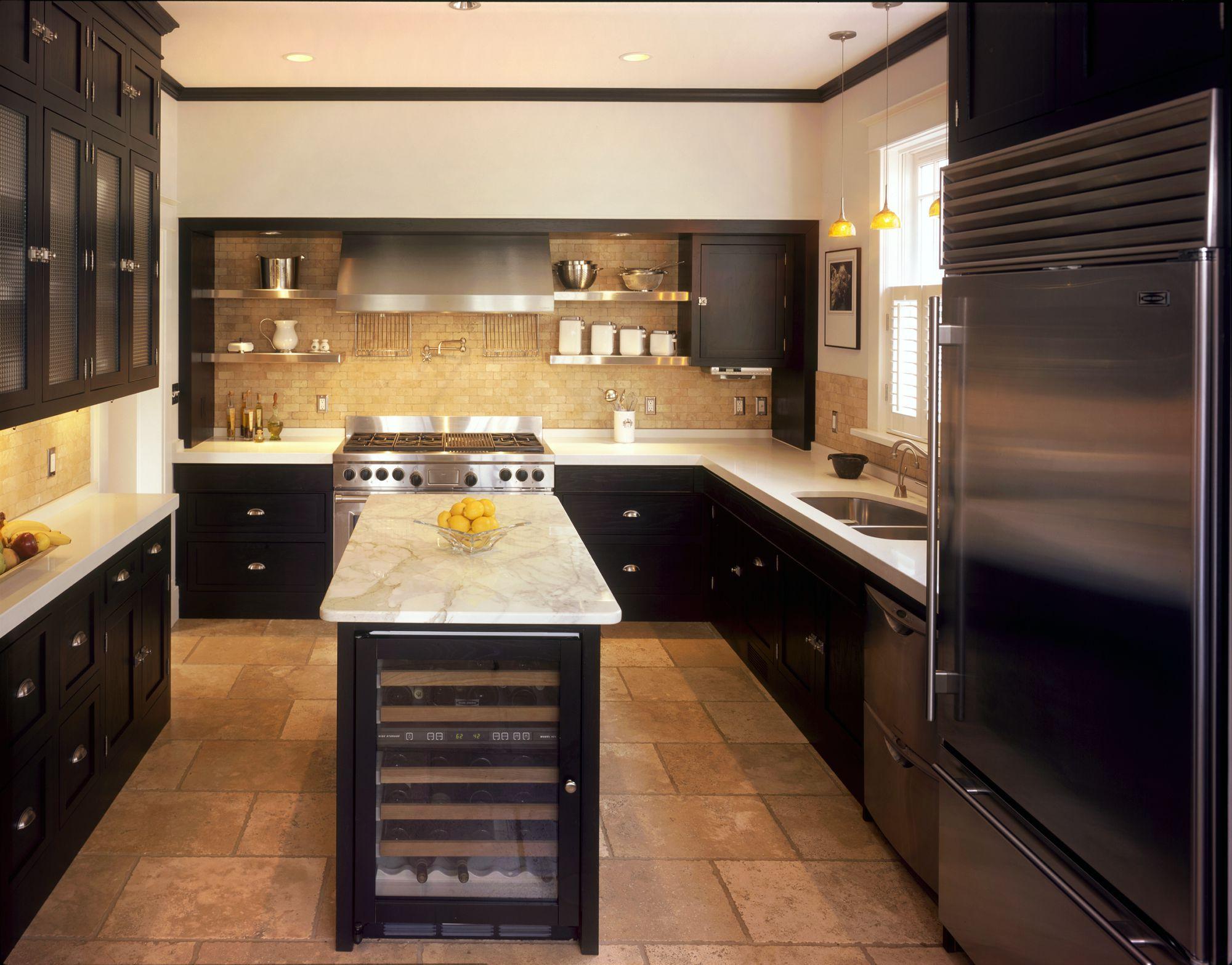 Kitchen Design Architect Kitchen John Teselle Architecture John Teselle  Architecture
