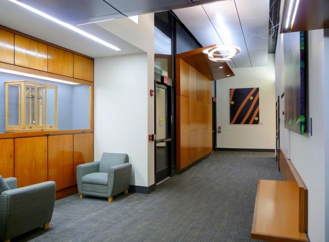 Library Lobby - Nashville Architect
