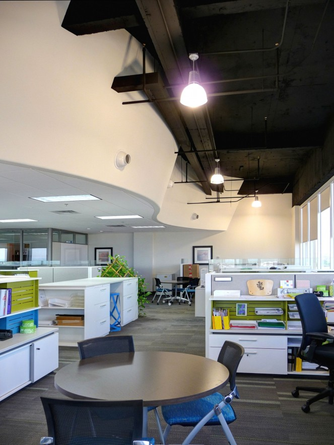 Student Offices - JT Architecture - Architect Tennessee