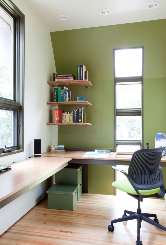 Study Addition Design - John TeSelle Architecture